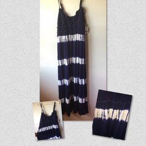 I-N-C  international concept Long Summer dress